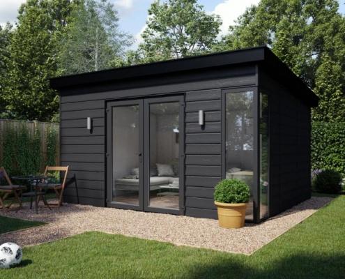 Garden Rooms Exterior